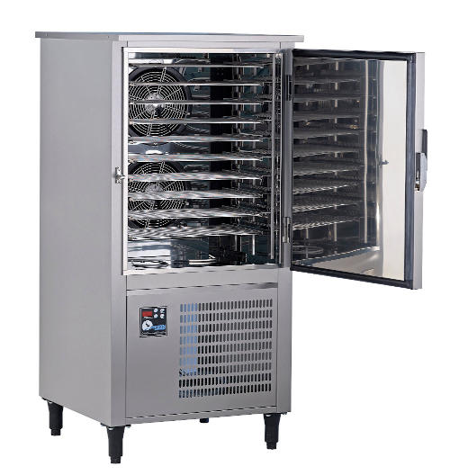 Blast chiller and deeps freezer ACFRI RS 50/RL sold by Sous Vide Consulting