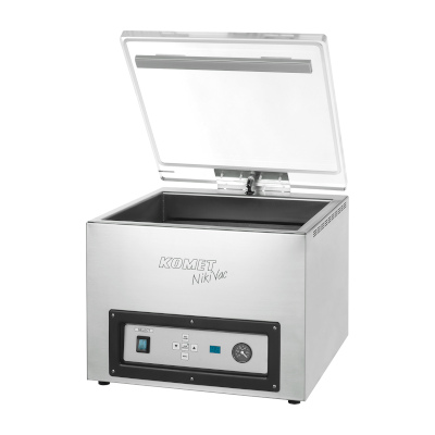 Nikivac Professional vacuum chamber machine from Komet sold by Sous Vide Consulting