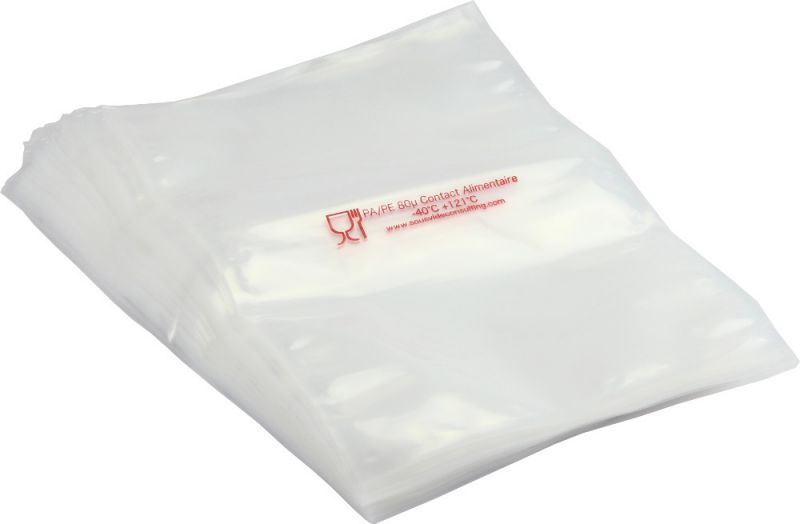 Sous Vide Consulting cooking pouch