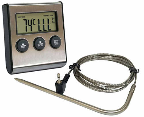 External Thermometer for classic convection oven