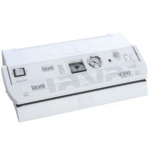 LAVA V300 White & Black - Vacuum Packing Machine