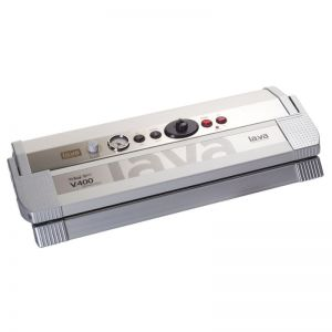 LAVA V400 Premium vacuum sealer machine. Made in Germany.