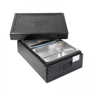 Thermobox for 2 ice cream containers